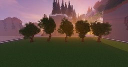 Oak Tree pack Minecraft Map & Project