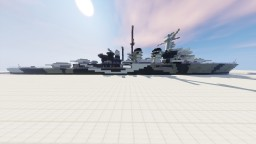 Military Boat - schematic Minecraft Project