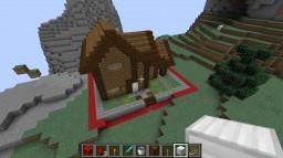 Mumbo Jumbo 1 chunk piston house Minecraft Project