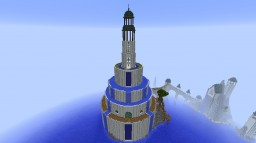Temple of the Water Serpents Minecraft Project