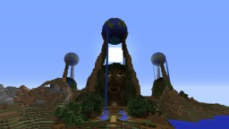 Mother Earth Temple Minecraft