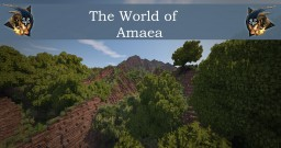 Amaea - 10K x 5K Map Minecraft Map & Project