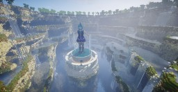 Praise the Axis Cult Minecraft Map & Project