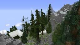Small Alaska-like place Minecraft Map & Project