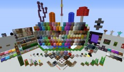 A-Zone Pack Minecraft Texture Pack