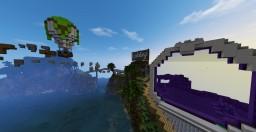 Tropical Island - Lobby Minecraft Project