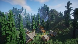 Ultimate Survival Land - 2000x2000 Survival Map | 400+ Downloads ! Minecraft Map & Project