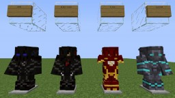 Flash Resource Pack! Minecraft Texture Pack