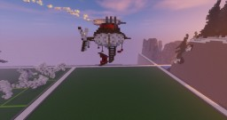 Airboat Minecraft Project