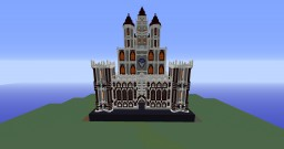 Faction Castle Minecraft Map & Project