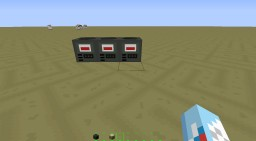 Guns&Steel Command Block test Minecraft Blog Post