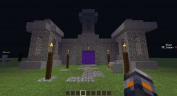PvE Arena Minecraft Project