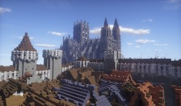 Krandon Cathedral Minecraft Map & Project