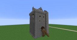 Norman Tower House Minecraft