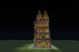 Victorian house model 2 Minecraft Project