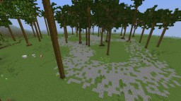 Tropical lsland Minecraft Project