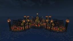 A Winter Wonderland Minecraft Map & Project