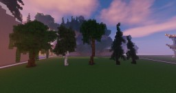 Tree Pack Minecraft Map & Project