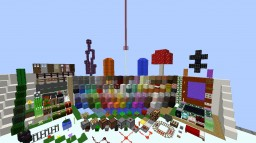 CandyLand Minecraft Texture Pack