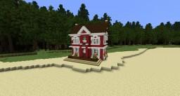 Beach Home Minecraft Project