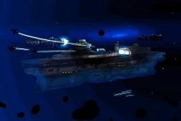 [SF] : Gambier Bay class escort carrier Minecraft Map & Project