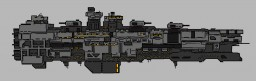 [SF] : Jutland class heavy cruiser_gray paint Minecraft Project