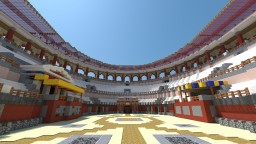 AC Origins Arena of Cyrene Minecraft Project