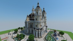 [Æonis] - Église de Fleuviel Minecraft Map & Project