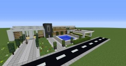 one of many other modern houses. Minecraft Map & Project