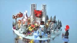 Christmas Hub Minecraft Map & Project