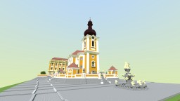 The Baroque Parish Minecraft Map & Project