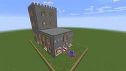 Mineopolis Chapel Minecraft Map & Project