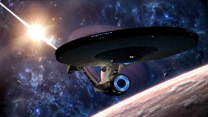 USS Constellation Non-Canon