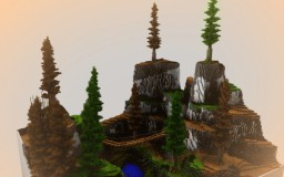 Get out of me sWAMP (sorry not shreks swamp... but its a swamp :/) Minecraft Map & Project