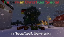 German Christmas Special Minecraft Map & Project