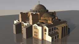 [GN] Saint Sophia Cathedral Minecraft