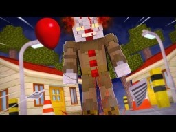 Minecraft IT Movie Mod 1.1 (Pennywise The Killer Clown, and More Characters) Mod Download Minecraft Mod