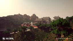 Long Yuan Temple - 19th Minecraft Map & Project
