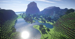 Dragons Race to The Edge UPDATED Minecraft Project