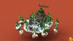 Santa Home Lobby Minecraft Project