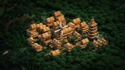 Lumeria Village Minecraft
