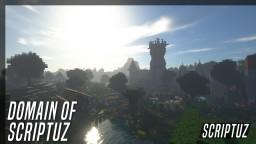 Domain of Scriptuz | 1.12.2 Minecraft Map & Project