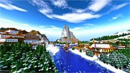 New Paro - Buddhist City | Contest Entry Minecraft Map & Project