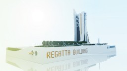 Regatta Building Minecraft Map & Project