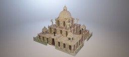Monastery Of The Past Minecraft Project