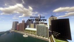 Westhaven | Modern City [DOWNLOAD!] Minecraft