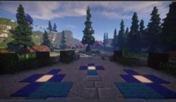 Planet Gallium Hub Minecraft Map & Project