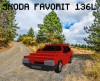 SKODA FAVORIT 136L 1.3 43kW (1988) Minecraft Map & Project