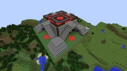 2 of 4 Terracotta Designed Spawn Platforms Minecraft Map & Project