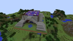 3 of 4 Terracotta Designed Spawn Platforms Minecraft Map & Project